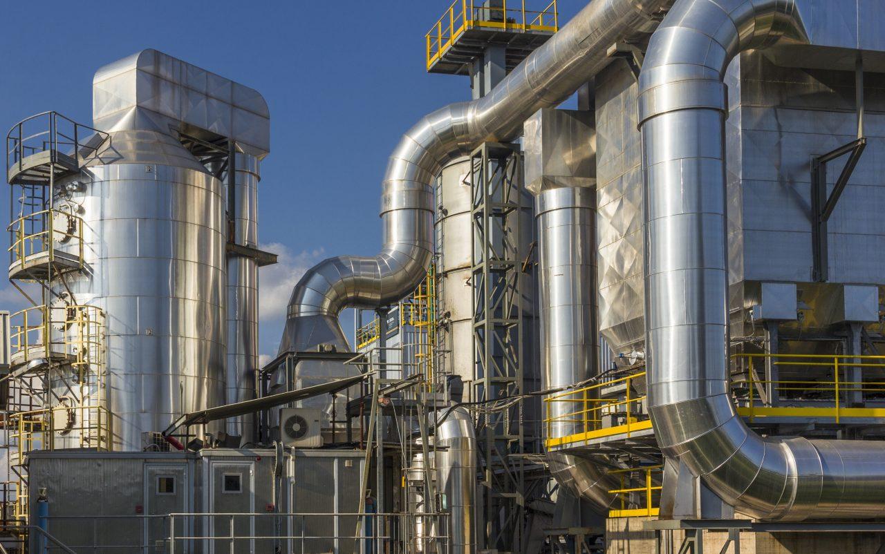 Industrial Metal Fabrication & Design