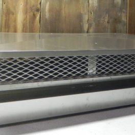 aluminum chimney cap