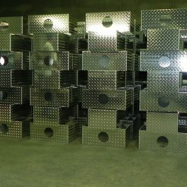 Aluminum Tread Boxes