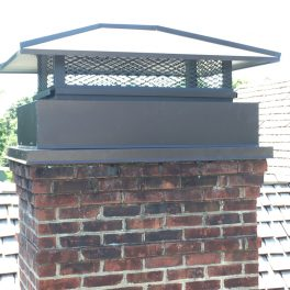custom chimney cap