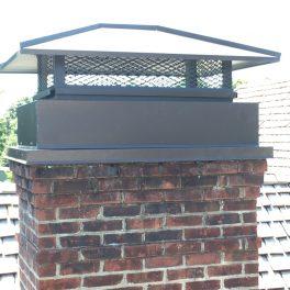 custom chimney cap