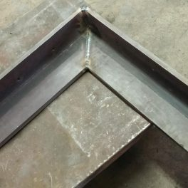 structural corner brackets for glass