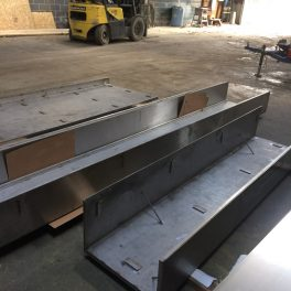 STAINLESS CLADDING FOR BUILDING