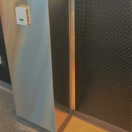 STAINLESS WALL COVERINGS