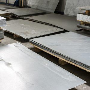 metal sheet stock