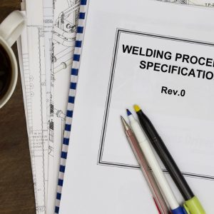 welding procedures front page